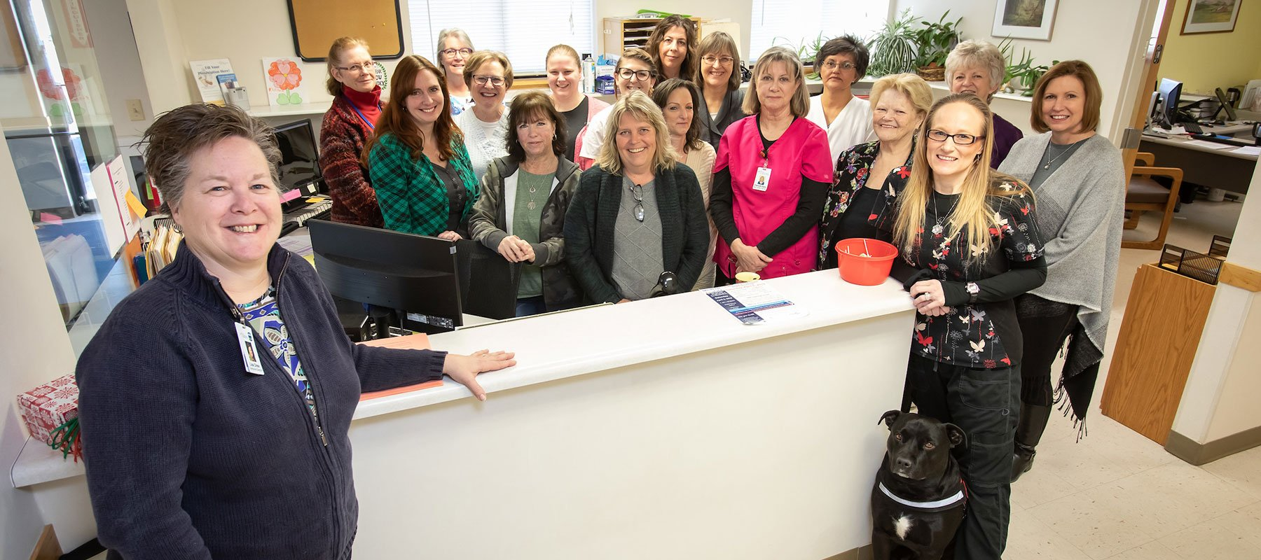 Custer County Clinic Staff
